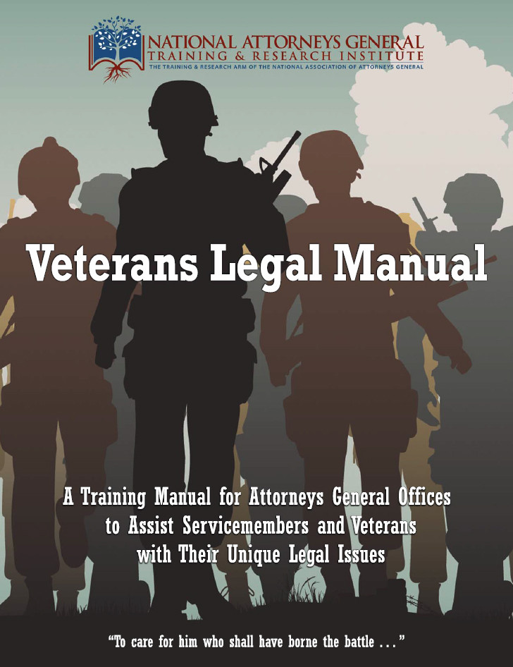 Veterans Legal Manual